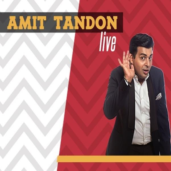 Amit Tandon Stand-Up Comedy - Live in Raleigh