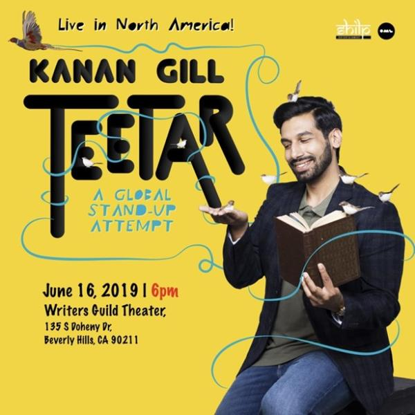 Los Angeles - Kanan Gill – Teetar