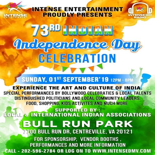 73rd India Independence Day Celebration