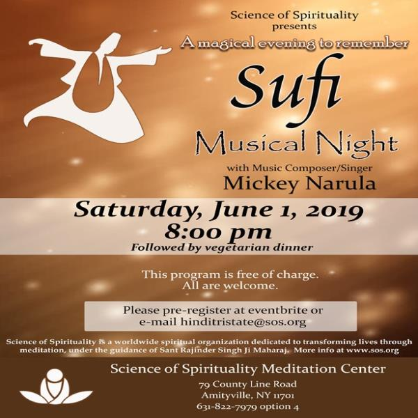 Sufi Musical Night