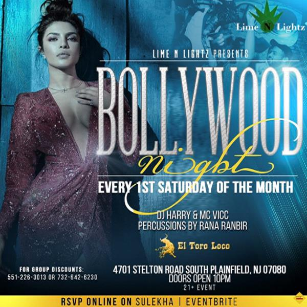 Bollywood Night - The Desi Party