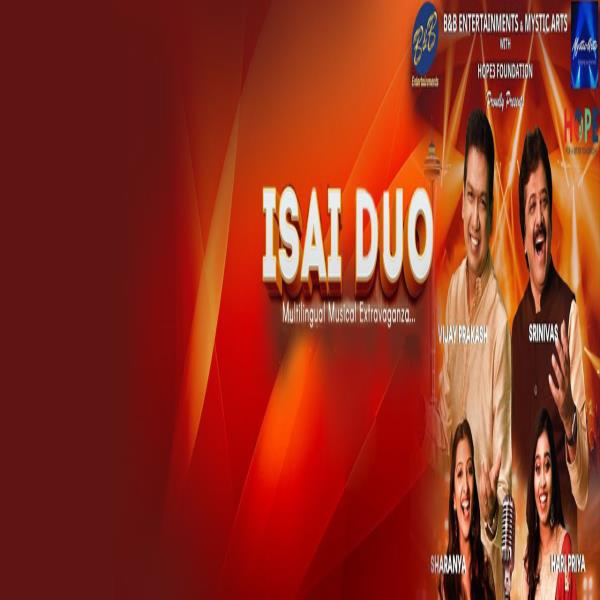 Isai DUO - Live in Concert Seattle