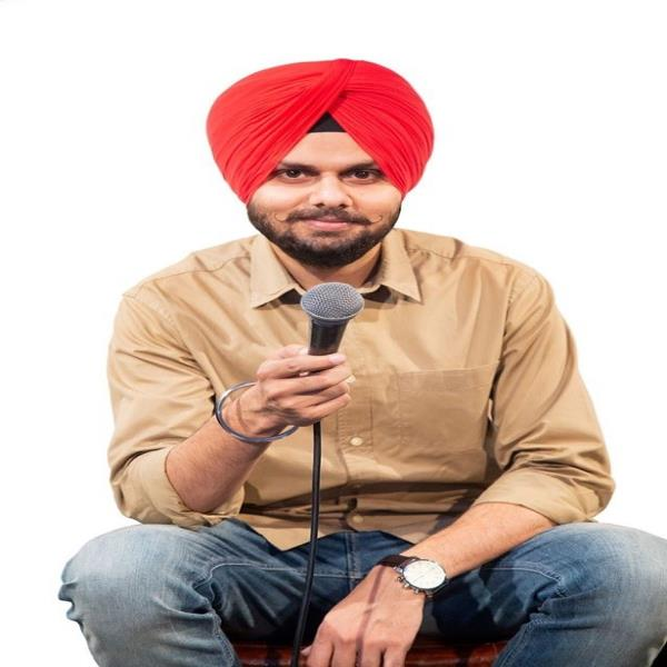 Jaspreet Singh Stand-Up Comedy Live in Bay Area