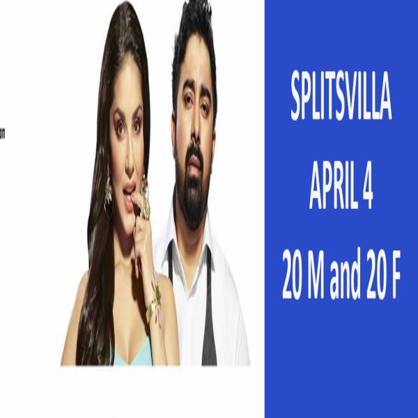 Splitsvilla in Mississauga (REALITY SHOW COMES IN REAL TO OUR CITY)